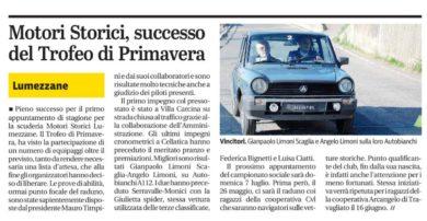 Giornale di Brescia del 03.04.2019