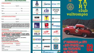 Rotary Club Valtrompia – domenica 2 giugno 2019